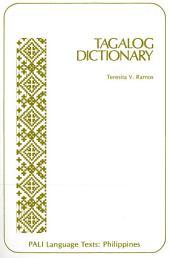 Ramos: Tagalog Dictionary