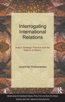 Interrogating International Relations PDF