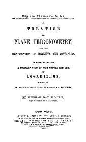 A TREATISE OF PLANE TRIGONOMETRY