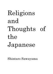 Religion and Thought of the Japanese