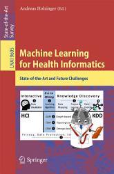 Machine Learning for Health Informatics PDF