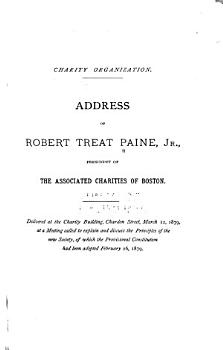 Contributions to the Science of Charity PDF