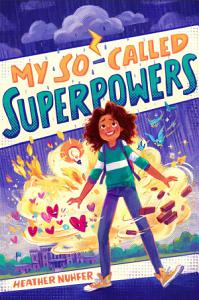 My So Called Superpowers Book