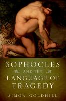 Sophocles and the Language of Tragedy PDF