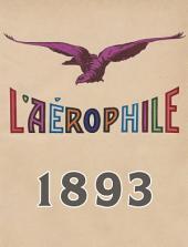 Aérophile 1893: Revue mensuelle illustrée de l'aéronautique et des sciences qui s'y rattachent