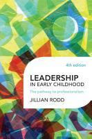 Leadership In Early Childhood PDF