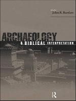 Archaeology and Biblical Interpretation PDF