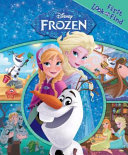 Disney Frozen   First Look and Find
