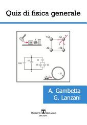 Quiz di Fisica Generale