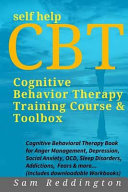 Self Help Cbt Cognitive Behavior Therapy Training Course   Toolbox PDF