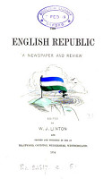 The English republic  ed  by W J  Linton PDF