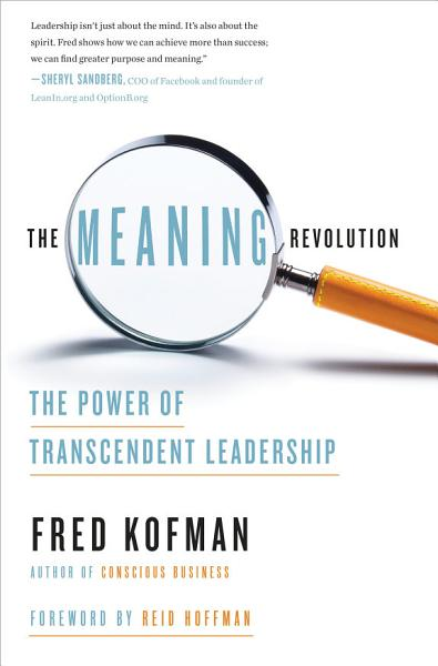 Download The Meaning Revolution Book