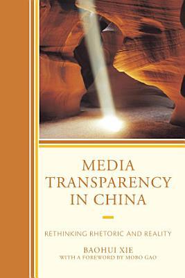 Media Transparency in China PDF
