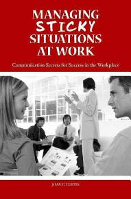 Managing Sticky Situations at Work PDF