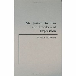Mr  Justice Brennan and Freedom of Expression PDF