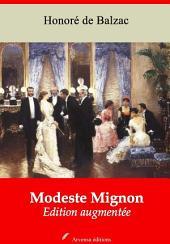 Modeste Mignon: Nouvelle édition augmentée