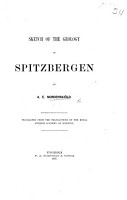 Sketch of the Geology of Spitzbergen     Translated from the Transactions of the Royal Swedish Academy of Sciences PDF