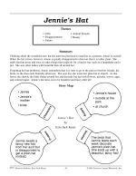 Ezra Jack Keats Literature Activities--Jennie's Hat