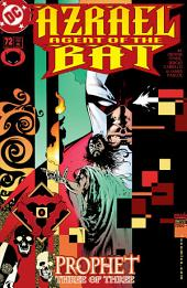 Azrael: Agent of the Bat (1994-) #72
