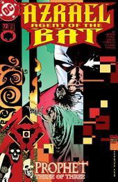 Azrael: Agent of the Bat (1994-) #72