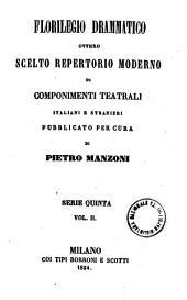 Il lapidario commedia in tre atti di Alessandro Dumas