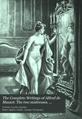 The two mistresses. Emmeline. Tizianello. Frederic and Bernerette. Margot