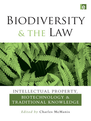 Biodiversity and the Law PDF