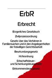 Erbrecht - ErbR