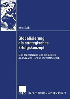 Globalisierung als strategisches Erfolgskonzept PDF