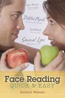 Face Reading Quick   Easy PDF