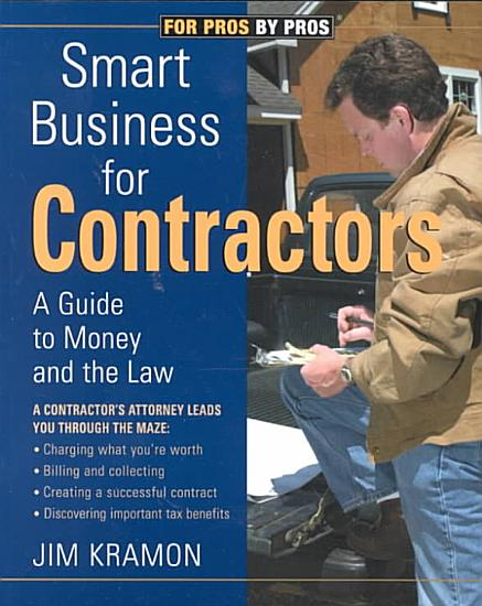 Smart Business for Contractors PDF