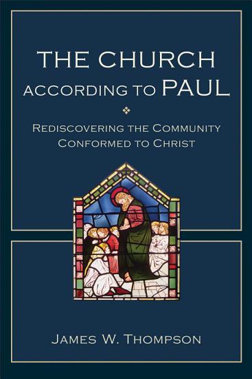 The Church according to Paul PDF