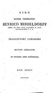 De prophetarum minorum versionis syriacae [Peschittho] indole: disseratio I