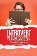 Introvert Vs Confident You PDF