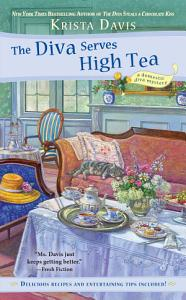 The Diva Serves High Tea Book