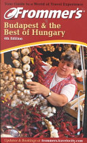 Frommer s Budapest   the Best of Hungary