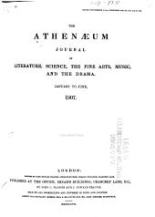 The Athenaeum: Volume 1