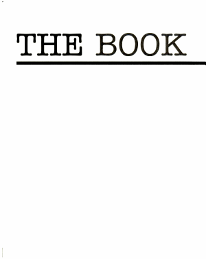 The Book of Tests PDF