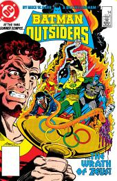 Batman and the Outsiders (1983-) #14