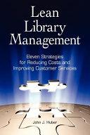 Lean Library Management