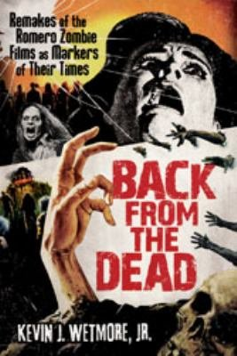 Download Back from the Dead Book