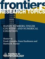 Handy numbers: finger counting and numerical cognition