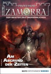 Professor Zamorra 1150 - Horror-Serie: Am Abgrund der Zeiten