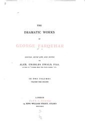 The Dramatic Works: Volume 2