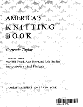 American Knitting Book PDF