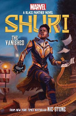 The Vanished  Shuri  A Black Panther Novel  2