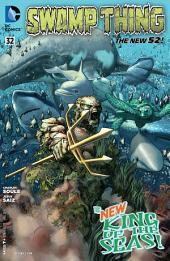 Swamp Thing (2011- ) #32
