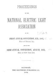 Proceedings: Volumes 1-3