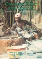 Cassava flour and starch  progress in research and development PDF