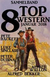 Sammelband 8 Top Western Januar 2018